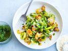Orecchiette mit Pesto und gebratenem Blumenkohl Rezept