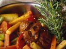 Osso Buco mit Gemüse Rezept