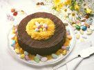 Oster-Schokoladentorte Rezept
