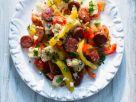 Panzanella mit Paprika und Chorizo Rezept