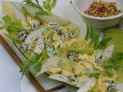 Pappardelle mit Käse und Birne Rezept