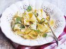 Pappardelle mit Zucchini und Parmesan Rezept