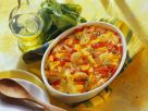 Paprika-Kartoffelauflauf Rezept