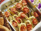 Paprika mit Hachfleischfüllung Rezept