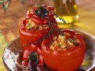 Paprikaschote mit Reisfüllung Rezept