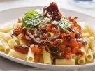 Pasta mit Chorizo und Tomaten Rezept