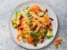 Pasta mit Gemüse-Tomaten-Pesto Rezept