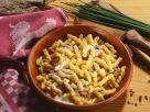 Pasta mit Schinken-Sahne-Soße Rezept