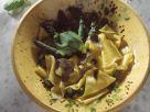 Pasta mit Spargel und Trüffel Rezept