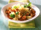 Pasta mit Thunfisch und weißen Bohnen Rezept