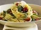 Pasta mit Tomaten und Basilikum Rezept