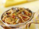 Pasta mit Venusmuscheln Rezept