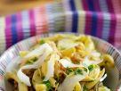 Pasta mit Walnüssen und Pecorino Rezept