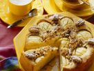Pekannuss-Apfelkuchen Rezept
