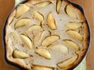 Pfannkuchen mit Äpfeln Rezept