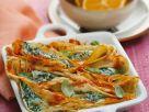 Pfannkuchen mit Ricottafüllung Rezept