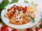 Pfannkuchen mit Vanillecreme Rezept