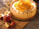 Pfirsich-Mascarpone-Torte Rezept
