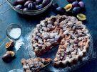 Pflaumen-Tarte mit Streusel Rezept