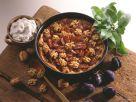 Pflaumen-Walnuss-Kuchen Rezept