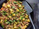 Philippinischer Kartoffel-Hackfleisch-Topf (Picadillo) Rezept