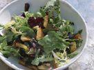 Pikanter Blattsalat Rezept