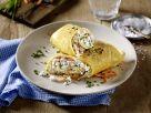 Pikanter Frühstücks-Wrap Rezept