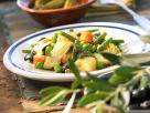 Pikanter Gemüsesalat Rezept