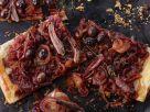 Pikanter Zwiebelkuchen Rezept