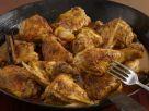 Pikantes Sherry-Hähnchen auf marokkanische Art Rezept