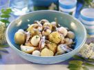 Pilz-Kartoffelsalat Rezept