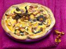 Pilz-Speckkuchen Rezept