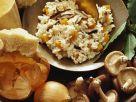 Pilzrisotto mit Butternusskürbis Rezept