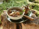 Pilzsuppe auf asiatische Art Rezept