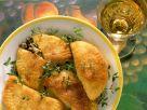 Piroschki mit Pilzfüllung Rezept