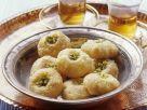 Pistazien-Küchlein auf türkische Art Rezept