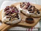 Pizza mit Lammhack Rezept