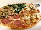 Pizza quattro stagioni Rezept
