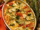 Polenta-Käseauflauf Rezept
