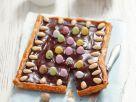 Polnischer Osterkuchen mit Nüssen und Schokolade Rezept