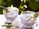 Pudding mit Lavendel Rezept