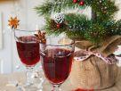 Punsch mit Rotwein und Gewürzen Rezept