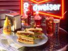 Puten-Bacon-Sandwich Rezept