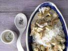 Putengeschnetzeltes mit Champignons Rezept