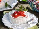Quark mit Erdbeeren Rezept