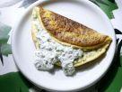 Quark-Omelett Rezept
