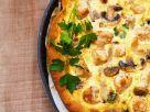 Quiche mit Hähnchen und Champignons Rezept