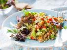 Quinoa-Gemüse-Gratin Rezept