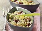 Quinoa-Salat mit Gemüse und Ei Rezept