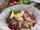 Radieschensalat mit Schnittlauchdressing Rezept